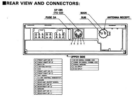 nissan pulsar wiring diagram radio images 1988 nissan pulsar car stereo wiring diagram