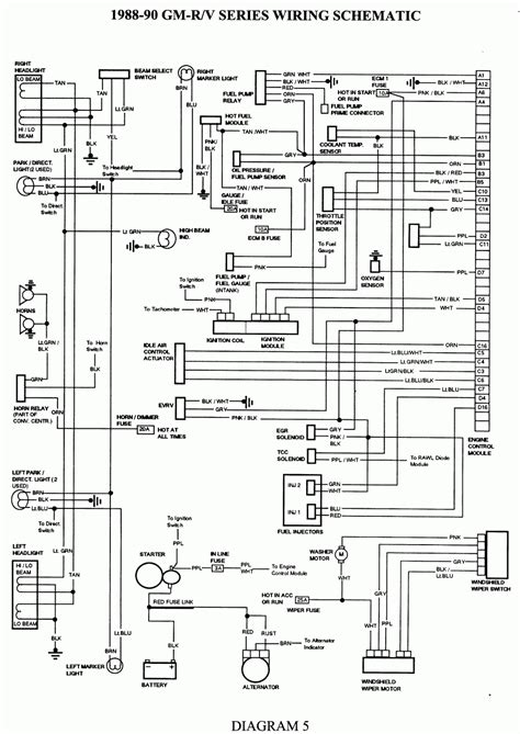 free download ebooks 1988 Chevrolet Wiring Diagram