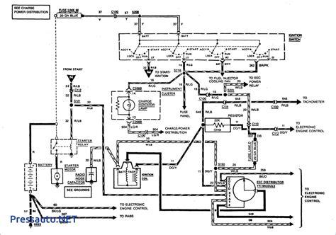 1989 F150 Wiring Schematic