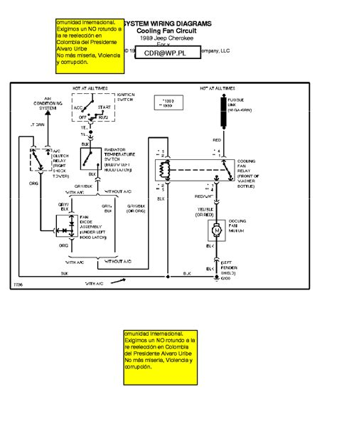 jeep cherokee stereo wiring diagram images jeep anche 1989 jeep yj wiring diagram 1989 wiring diagrams