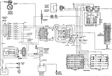 free download ebooks 1989 Chevrolet C1500 Wiring Diagram