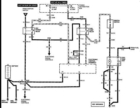 free download ebooks 1989 Ford Ranger Fuel Pump Wiring Diagram