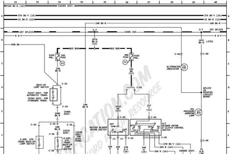 1990 ford f150 electrical diagram images 71 ford f100 wiring 1990 ford l series wiring diagram l8000 l9000 lt8000