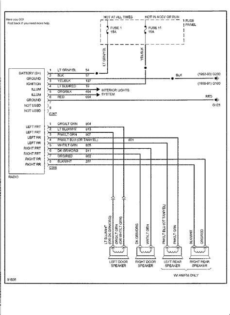 free download ebooks 1991 Ford Festiva Radio Wiring Diagram