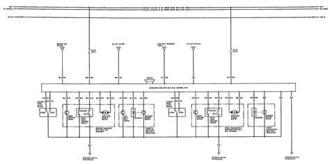 92 integra alarm wiring diagram images 1992 acura integra wiring diagram 1992 circuit wiring