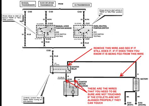 ford f alternator wiring diagram images wiring diagram of 1993 ford f 150 wiring diagram 1993 circuit and