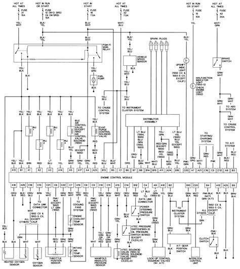 free download ebooks 1993 Civic A C Wire Diagram