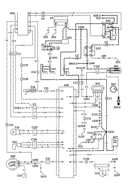 1995 volvo 850 stereo wiring diagram images 1995 volvo 960 radio wiring diagram 1995