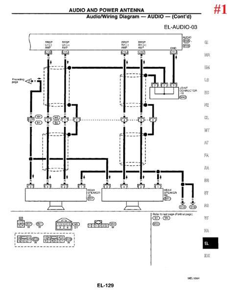 free download ebooks 1995 Nissan Maxima Bose Wiring Diagrams