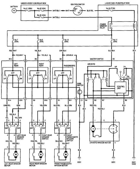 96 civic power window wiring diagram 96 image power window wiring diagram 96 civic images on 96 civic power window wiring diagram