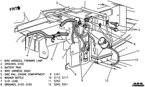 free download ebooks 1996 Chevy Cavalier Wiring Diagram