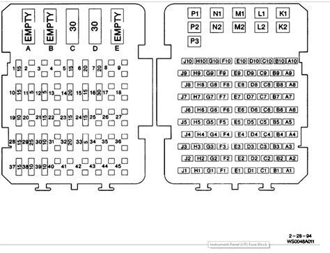 free download ebooks 1997 Oldsmobile 88 Fuse Box Diagram