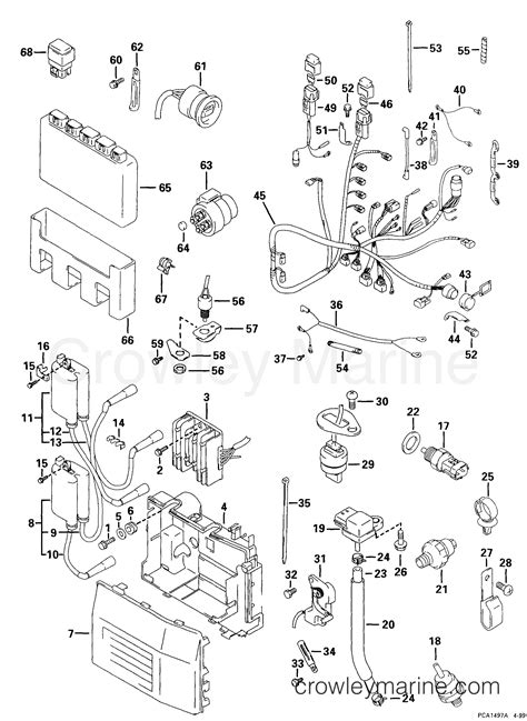 1969 evinrude 115 wiring diagram images hp evinrude wiring 1999 evinrude parts boats
