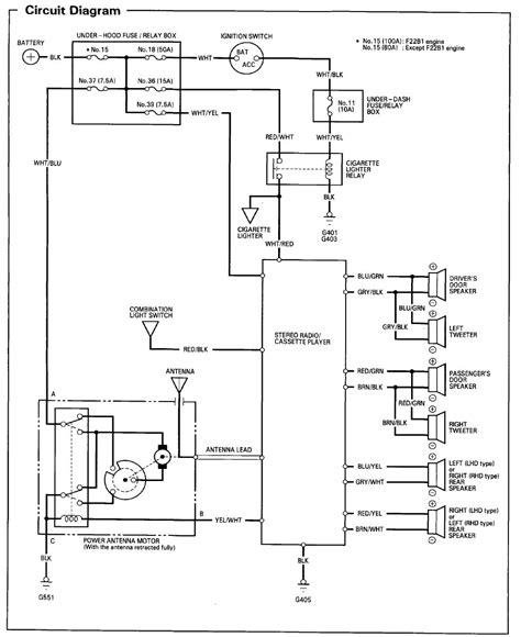 1999 honda accord headlight wiring diagram images ke light wiring 1999 honda accord wiring schematics the wiring diagram
