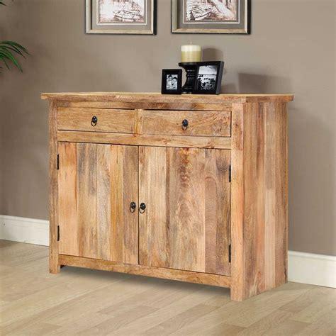 2 Door Wooden Buffet Custom Timber Furniture