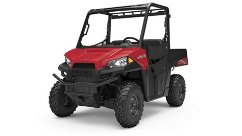 2 Seater SxS UTVs Legendary Work Ethic Polaris RANGER