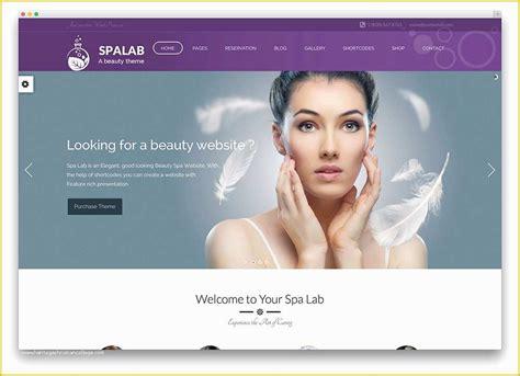 20 Beautiful Spa Beauty Salon WordPress Themes 2017