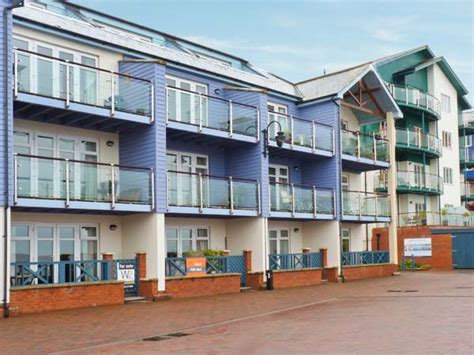 20 Madison Wharf Exmouth Devon Self Catering Holiday