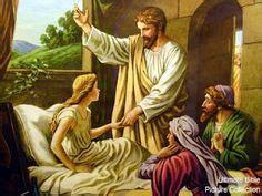 20 best JESUS HEALS JAIRUS DAUGHTER images on