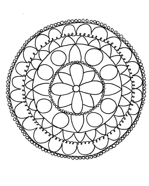 20 parasta ideaa Pinterestiss Mandala coloring pages