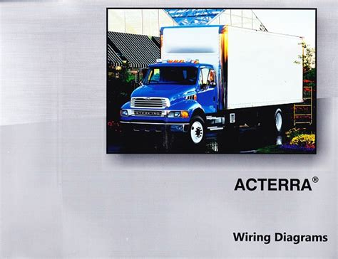 sterling truck wiring diagrams images wiring also siga ct1 2000 2002 sterling acterra factory wiring diagrams
