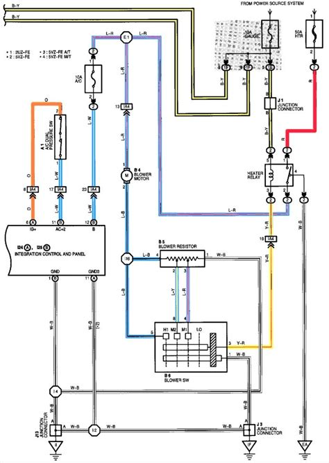 2000 toyota tundra audio wiring diagram images 2000 toyota tundra 2000 toyota tundra radio wiring circuit and schematic