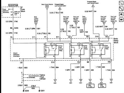 free download ebooks 2000 Blazer Wiring Schematics