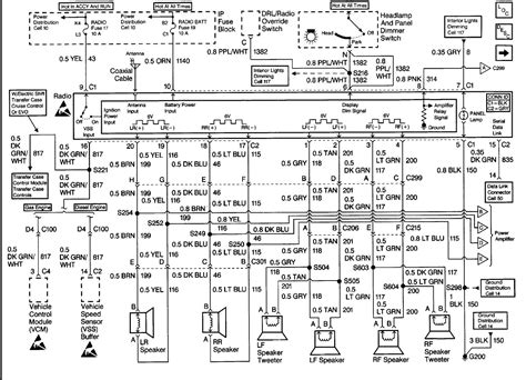 free download ebooks 2000 Chevy Tahoe Stereo Wiring Diagram