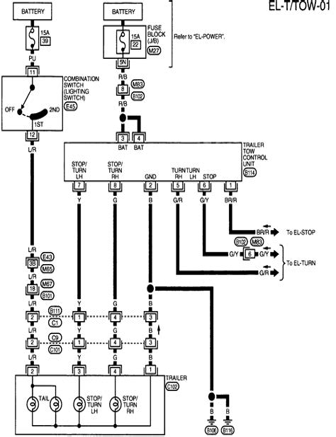 free download ebooks 2000 Nissan Xterra Wiring Diagrams