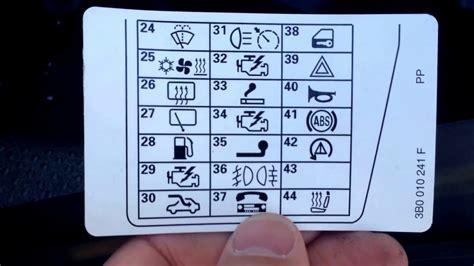 free download ebooks 2000 Passat Fuse Box Diagram