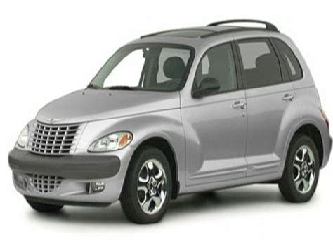 2001 Chrysler PT Cruiser Problems Defects Complaints