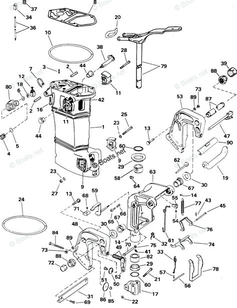 2001 Johnson Outboard Parts Boats