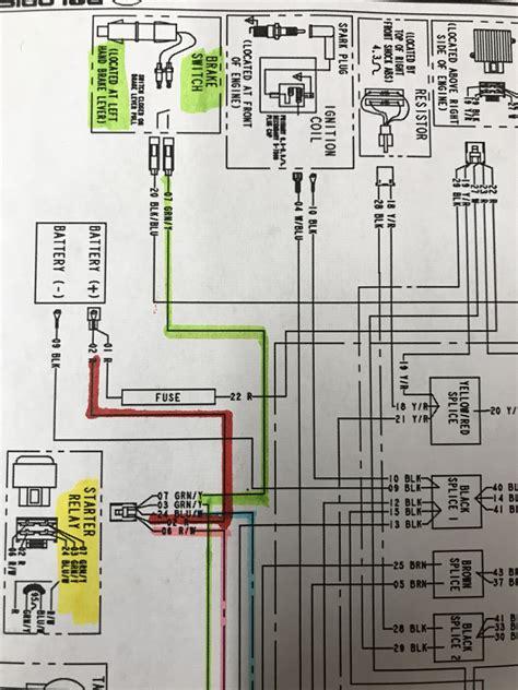 2001 Polaris Scrambler 90 Wiring Diagram