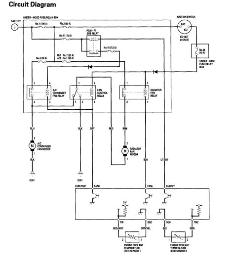 free download ebooks 2001 Civic Cooling Fan Wiring Diagram