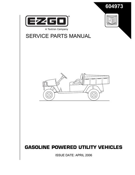 free download ebooks 2001 Ez Go Wiring Diagram