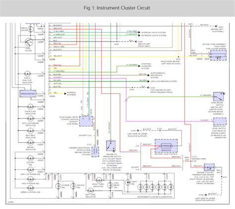 free download ebooks 2001 Ford Ranger Instrument Wiring