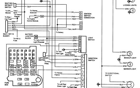 2002 Chevy S10 Truck Wiring Diagrams Image Wiring