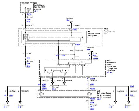 ford f starter wiring diagram images 2002 f150 wiring diagrams manual ford f 150 electrical