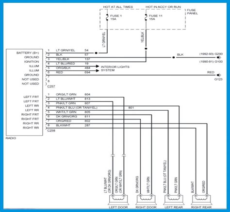 wiring diagram 2000 ford ranger xlt – ireleast – readingrat, Wiring diagram