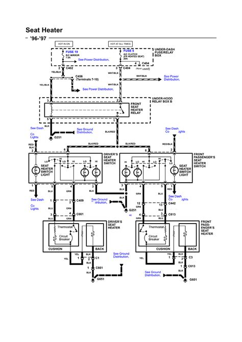 free download ebooks 2002 Acura 32tl System Wiring Diagrams Part 1 Schematic