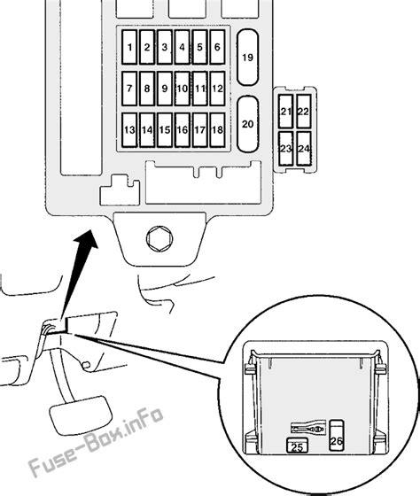 2004 mitsubishi outlander fuse box diagram 2004 2003 mitsubishi outlander stereo wiring diagram images 2003 on 2004 mitsubishi outlander fuse box diagram