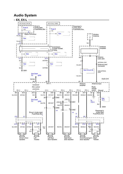 free download ebooks 2004 Honda Pilot Radio Wiring Diagram
