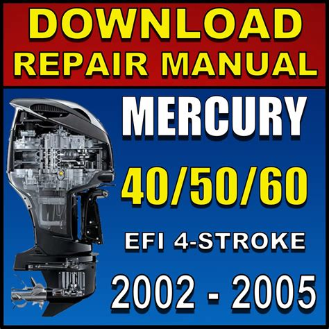 free download ebooks 2005 Mercury 50 Efi Manual.pdf