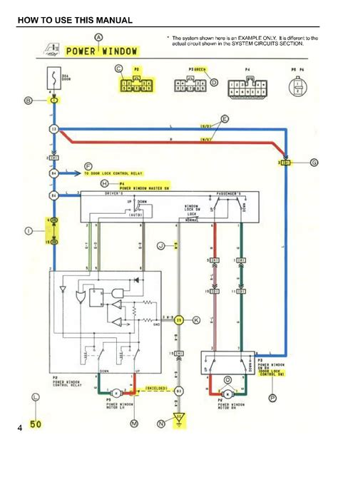 free download ebooks 2005 Toyota Camry Wiring Diagram