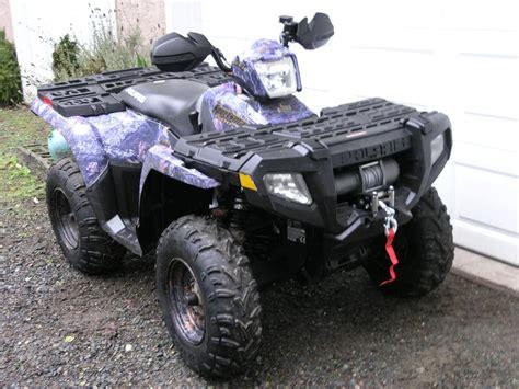 2006 Polaris Sportsman 500 HO EFI ATV