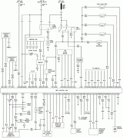 wiring diagram 2006 subaru legacy – the wiring diagram,
