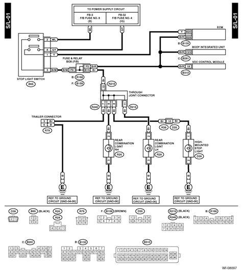 free download ebooks 2006 Subaru Tribeca Wiring Diagram