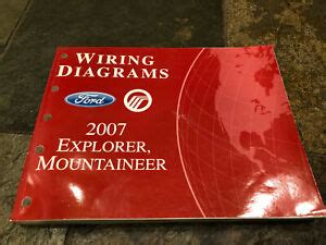 2007 ford expedition dvd wiring diagram images 2006 ford wiring 2007 ford explorer mercury mountaineer wiring diagrams