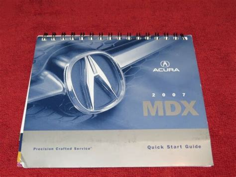 free download ebooks 2007 Acura Mdx User Manual.pdf