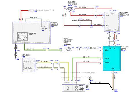 free download ebooks 2007 Ford Econoline Fuel Pump Wiring Diagram